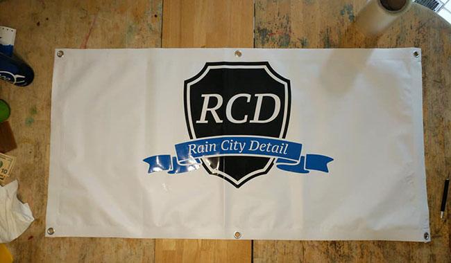 Business Sign Solutions designed Vinyl Banner